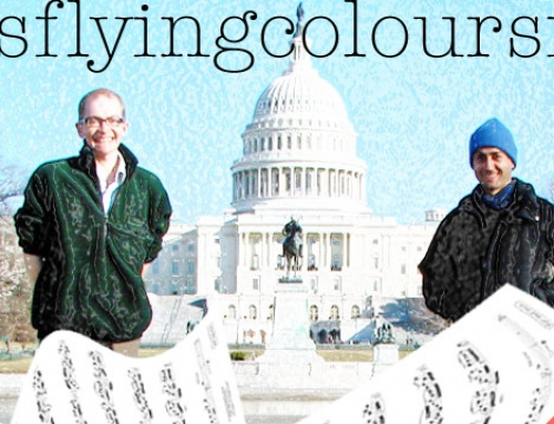 Flying Colours (sax & band)