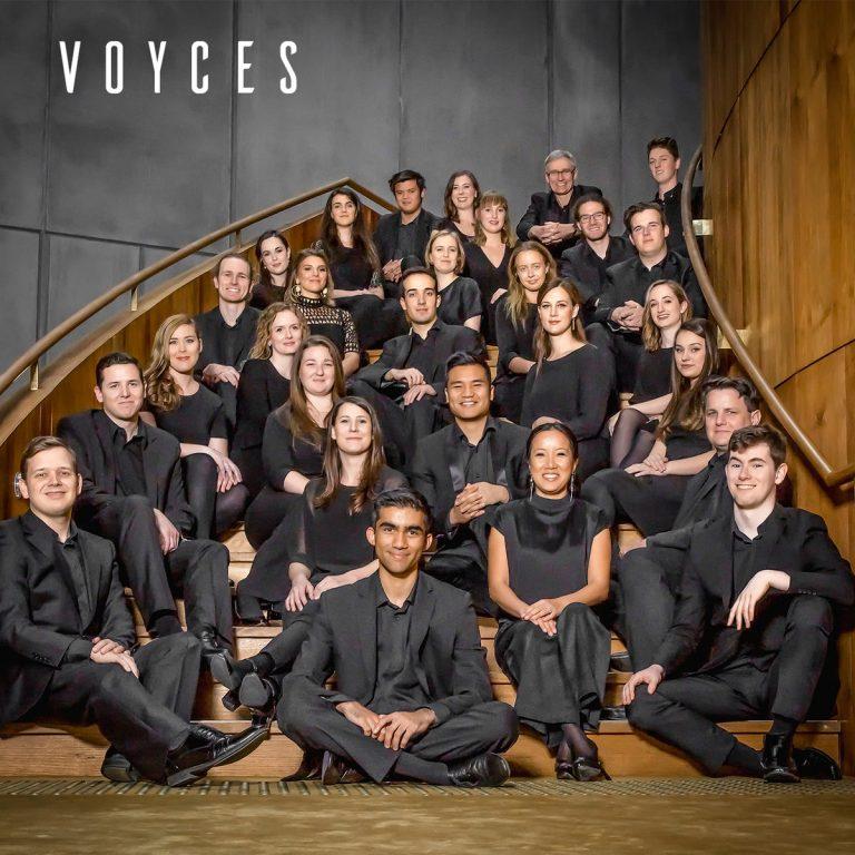 CD: Voyces