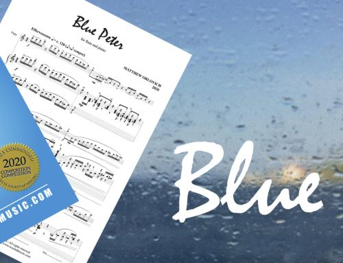 Blue Peter (for flute & piano)