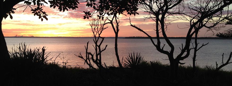 Dawn Rhapsody; Botany Bay, Sydney, Australia.